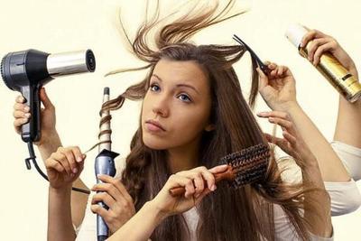 Perhatikan Alat Styling Rambut