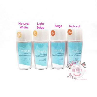 Wardah Luminous Foundation