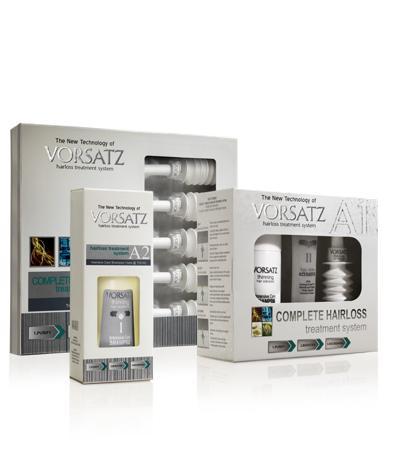 Makarizo Vorsatz Complete Hair Loss Treatment System A1