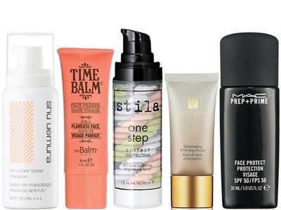 1. Gunakan Makeup Primer