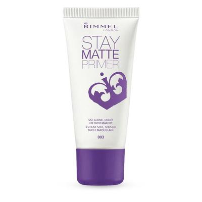1. Rimmel London Stay Matte Primer
