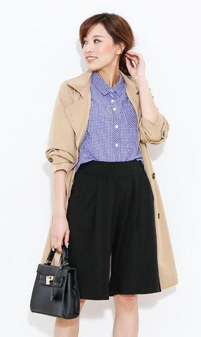 Tuck In Blouse