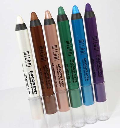 3. Milani Shadow Eyez 12 HR Wear Eyeshadow Pencil