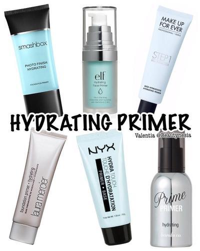 Hydrating Primer, Membantu Mengembalikan Kadar Air di Kulit
