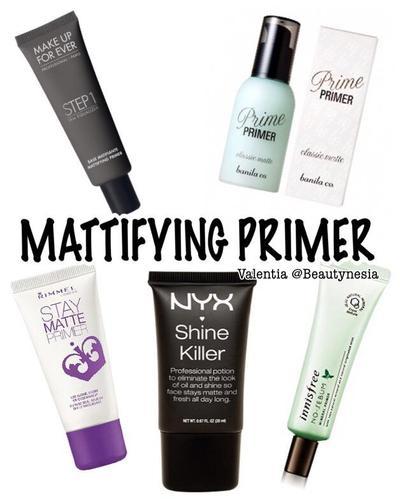 Mattifying Primer untuk Memberikan Tampilan Matte