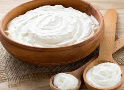 7. Masker Yogurt