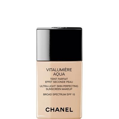 4. Chanel Vitalumiere Aqua Ultra-Light Skin