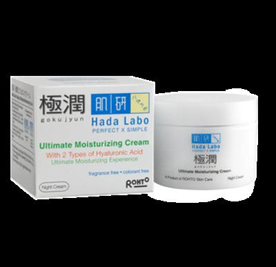 Hada Labo Ultimate Moisturizing Night Cream