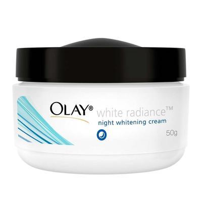 Olay Natural White dan Olay White Radiance Night Whitening Cream