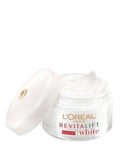 L'Oreal Revitalift White Night Cream