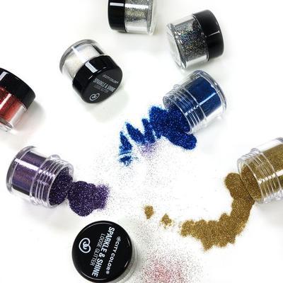 City Color Sparkle & Shine Loose Glitter