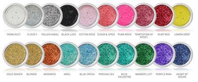 Cailyn Cosmetics Carnival Glitter