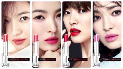 Review: Laneige Serum Intense Lipstick