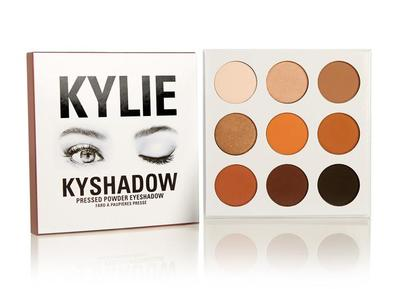 The Bronze Palette Kyshadow Kit