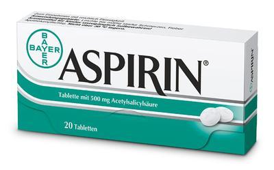 3. Aspirin