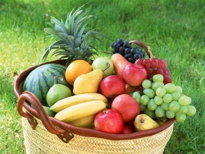 4. Buah-buahan Segar