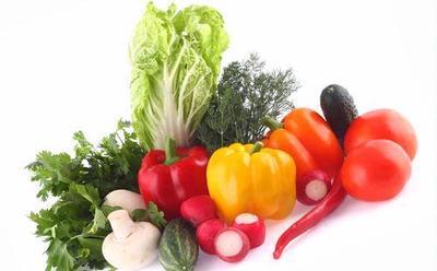 3. Sayuran Mentah