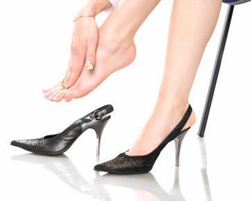 2. Pakailah Sepatu dengan Cara yang Benar