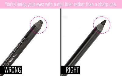 6. Malas Meraut Eyeliner Pensil