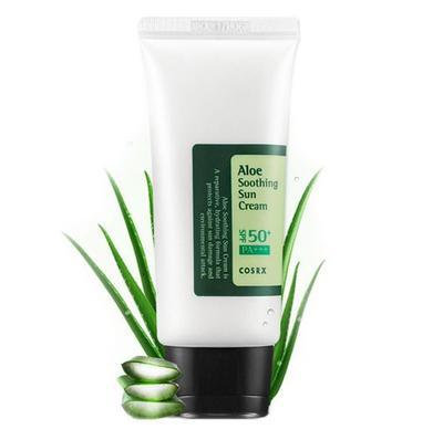 COSRX Aloe Soothing Sun Cream 50ml SPF50/PA+++