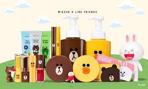 Missha x Line Friends