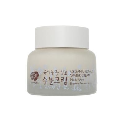 5. Organic Flowers Water Cream