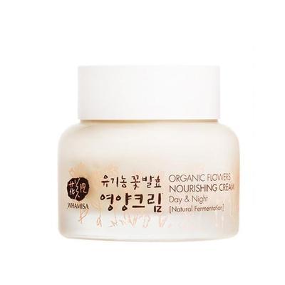 7. Organic Flowers Nourishing Cream