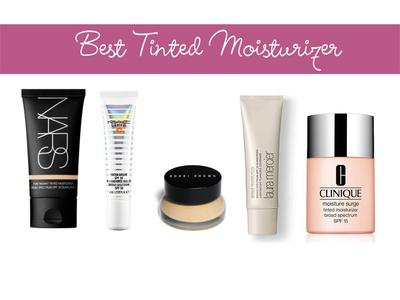 5 Tinted Moisturizer Terbaik untuk No Makeup Look