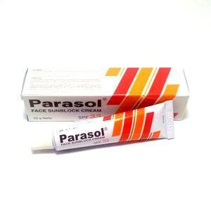 5. Parasol Face Sunblock Cream SPF 33
