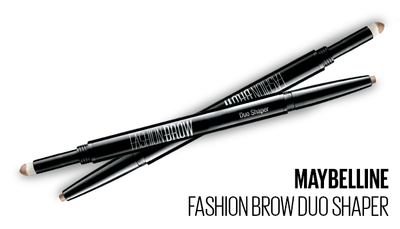 Maybelline Fashion Brow Duo Shaper