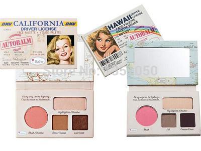 4 Pilihan Makeup Palette Praktis untuk Traveling