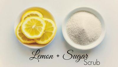 Lulur Lemon