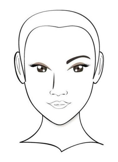 Bentuk Alis Alami untuk Bentuk Wajah Oval