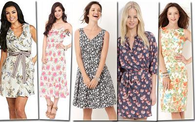 Pilihan Bentuk Dress yang Sesuai untuk Masing-Masing Bentuk Tubuh