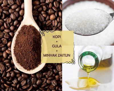 2. Lulur Kopi Gula