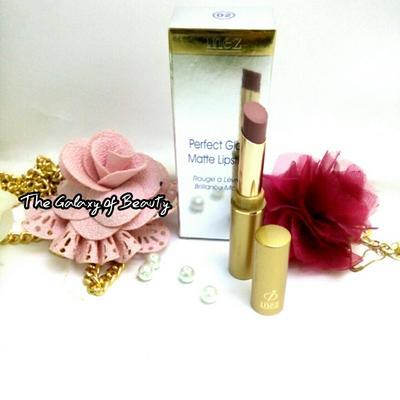 Kemasan Inez Perfect Glow Matte Lipstick