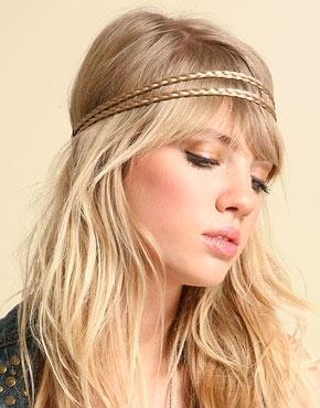 3. Braided Hairband (Rp59.900)