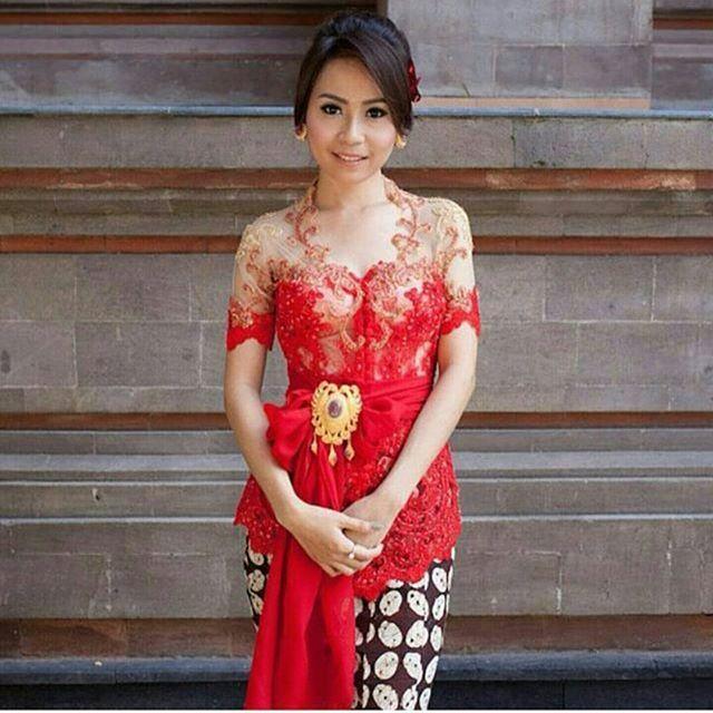 Kebaya Wisuda Modern Lengan Pendek Aneka Model Keba...