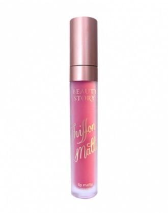 8. Chiffon Matte Liquid Lipstick