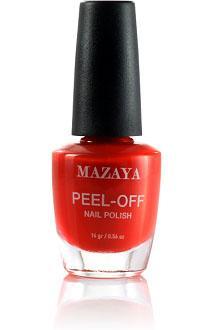 Di Mana Membeli Mazaya Peel Off Nail Polish?
