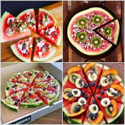 6. Salad Semangka