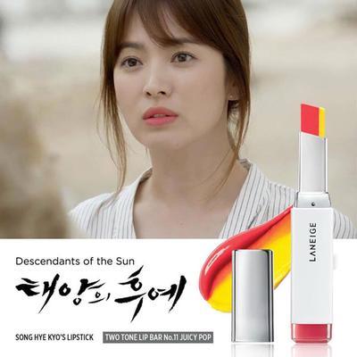 Lipstik Berwarna Cerah