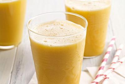Orange Creamy Smoothie