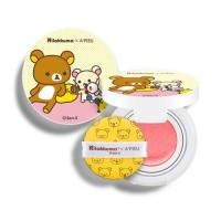 Air-fit APIEU Cushion Blusher (Rilakkuma Edition)
