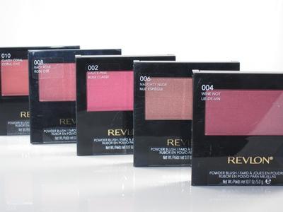 5. Revlon Powder Blush