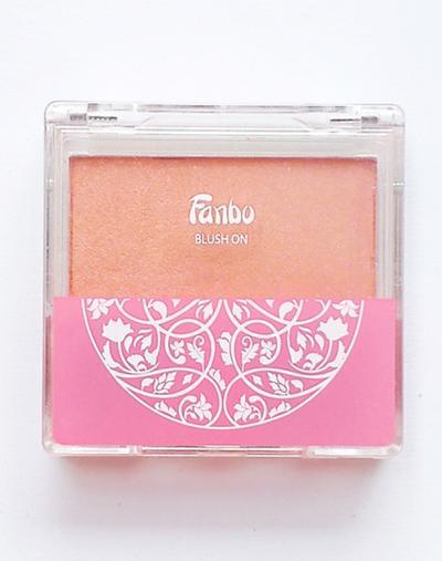 3. Fanbo Microshimmer Blush On