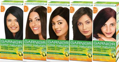 Review: Pewarna Rambut Garnier Color Natural