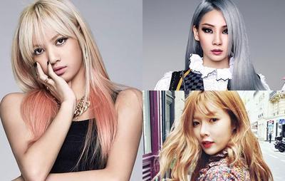 Ini Rekomendasi Pewarna Rambut Korea Terbaik