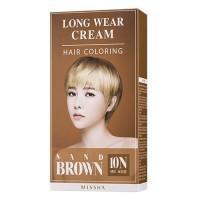 Missha Long Wear Cream Hair Coloring