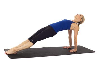 3. Incline Plank Pose